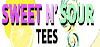SweetnSourTees logo