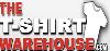 The T-Shirt Warehouse logo