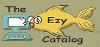 The EzyCatalog logo