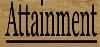 Attainment Life & Career Coaching logo