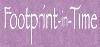 Footprint-in-Time logo