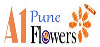 A1 Pune Flowers logo