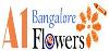 A1 Bangalore Flowers logo
