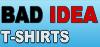 Bad Idea T-Shirts logo