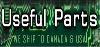 Usefulparts.com logo