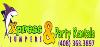 Xpress Jumpers & Party Rentals logo