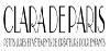 Clara de Paris logo