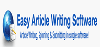 Easy Article Writing Software logo