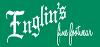 Englin's Fine Footwear logo