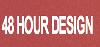 48HRDesign logo