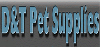 D&T Pet Supplies logo