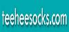 TeeHee Socks logo