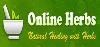 Online Herbs logo