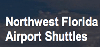 Northwest Florida Airport Shuttle logo