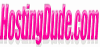 HostingDude.com logo