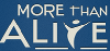 More Than Alive logo
