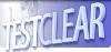 TestClear logo