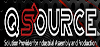 Q Source logo