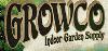 Growco Indoor Garden Supply logo