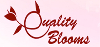 Quality Blooms logo