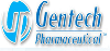 Gentech Pharmaceutical logo