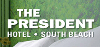 President Hotel promo codes
