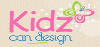 Kidz Can Design logo