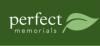 Perfect Memorials logo