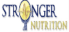 StrongerNutrition.com logo