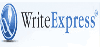 WriteExpress logo
